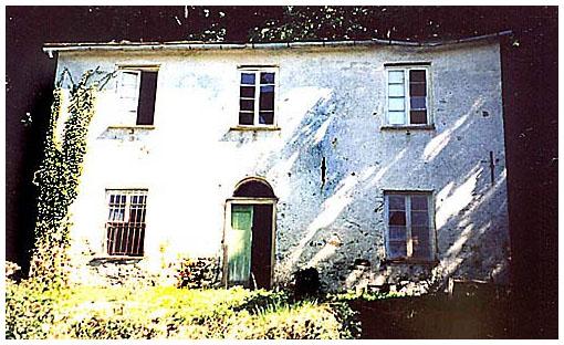 Casa bianca white house for Grande casa padronale
