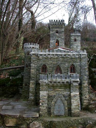 Chiesa di san siro viganego - Presepi da esterno idee ...
